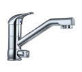 T2 3 way filtered drinking water tap