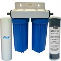 Caravan Water Filter Twin portable system RV