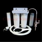 QMP Tank Water twin system without PLV valve silver impregnated carbon