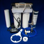 Filtration Systems with UV Sterilzers