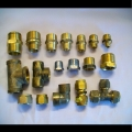 Brass Fittings and Chrome Adapters