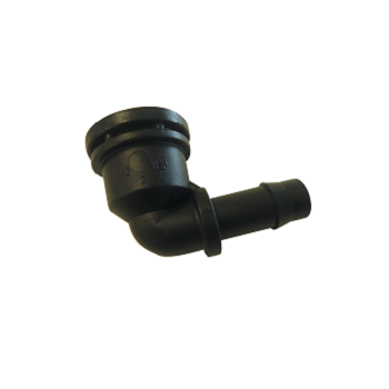 "1/2"" BSP barb plastic Elbow"