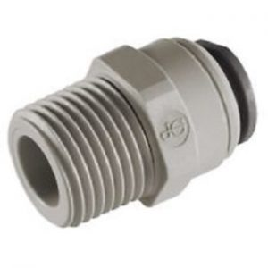 1-4inch M x 3-8inch tube adapter