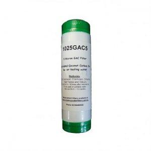 1025GAC5 Budget Carbon Water Filter