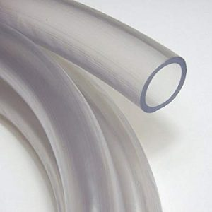 12.5mm clear low pressure food grade tubing