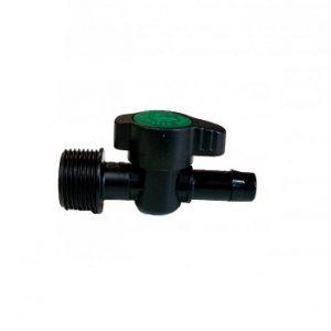 3-4inch M bsp x 13mm barb tap