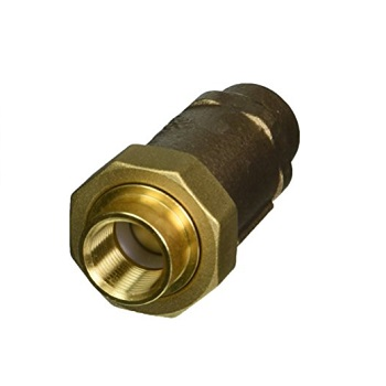 "3/4"" Brass Dual Check Non Return Valve"