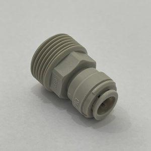 AMCB0609S 3-8 inch tube x 3-4 inch male thread