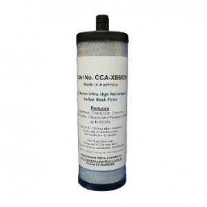 CCA-XB68260 Sure Seal Double O-ring Carbon Water Filter