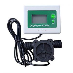 """1/4"""" Bsp Digital Water Flow Meter DF-IL-4"""