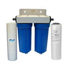 "Hi-Flow AP10X2POH caravan porable water filter 10"" x 2.5"" PS1 AP1025KDFGAC"
