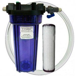 Keg Beer filter kit 5/16inch tubing absolute or nominal