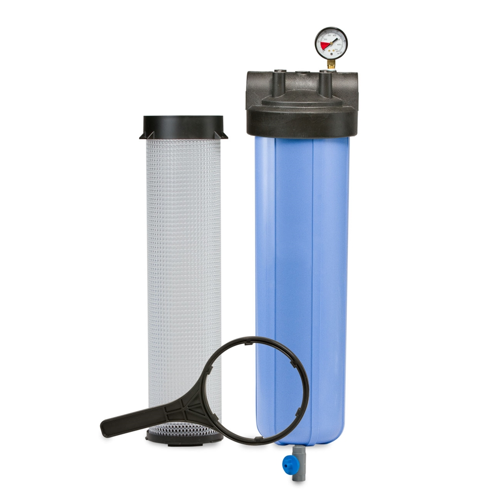 High Flow Bag Filter Systems