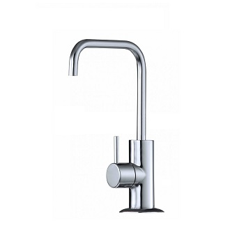 Small square spout tap