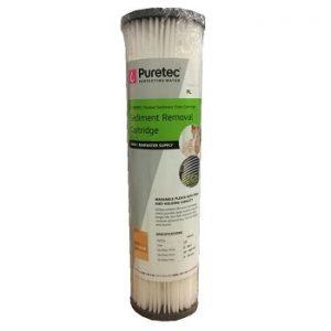"""Puretec 10"""" Pleated Filter"""