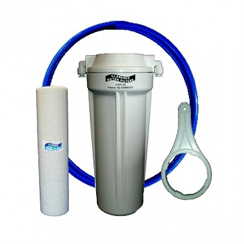 QMP in-line sediment filter system kit