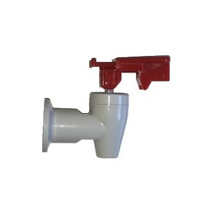 Red Cooler Tap