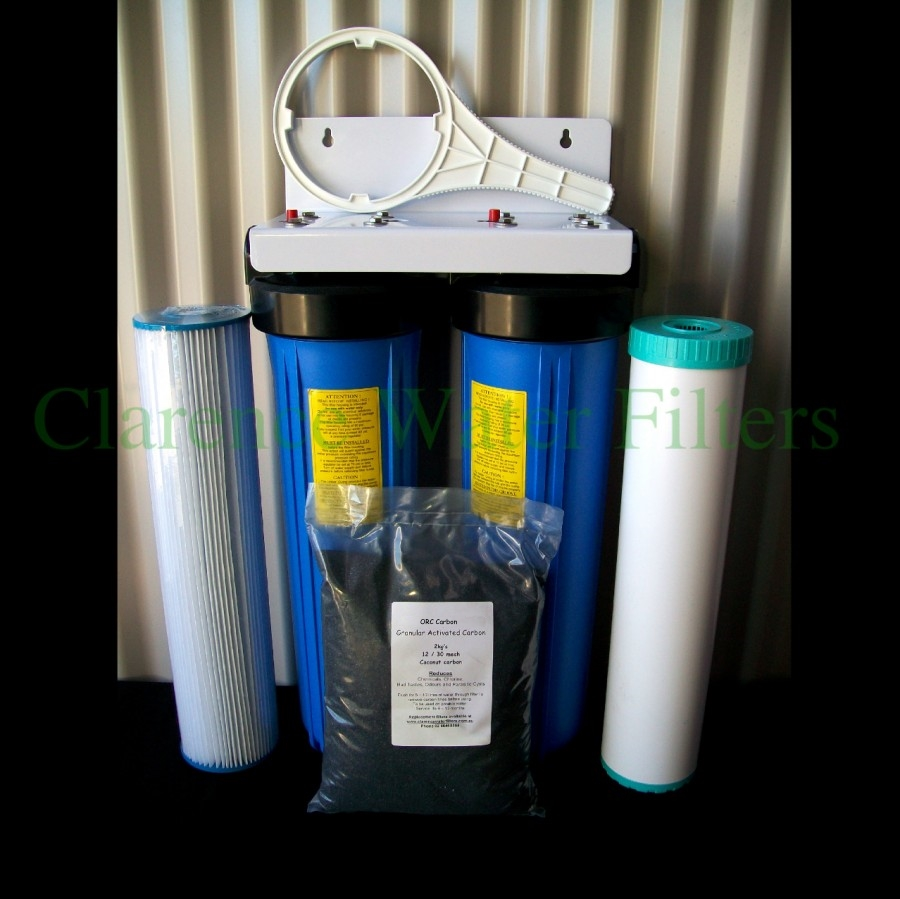 clarence water filters australia water filter to remove chloramine chlorine and ammonia form. Black Bedroom Furniture Sets. Home Design Ideas