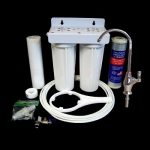 Twin Under Sink Water Filter System