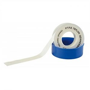 White Thread Tape Roll